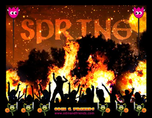 Spring Valborg Party