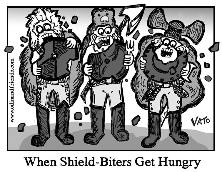 Shield Biters