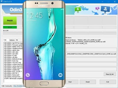 Descargar Odin para Galaxy S6 Edge+