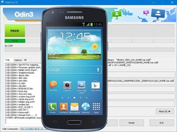 [Descargar Odin] Samsung Galaxy Core LTE