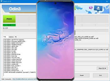 [Descargar Odin3] Samsung Galaxy S20 Plus SM-G985/86
