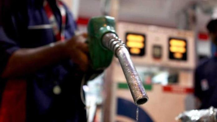 petrol diesel prices increase