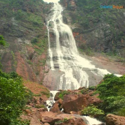 Khandadhar Waterfall 2