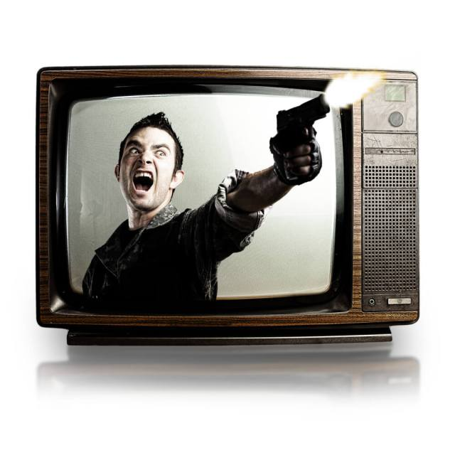 Telewizja strach