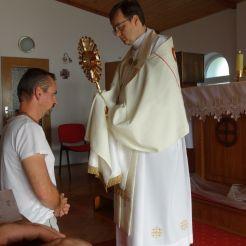 Adoracja Najświętszego Sakramentu i błogosławieństwo