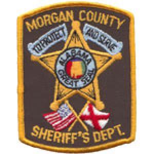 Deputy Sheriff Burns Almon, Morgan County Sheriff's ...