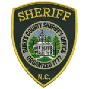 Sheriff David Walter Oaks, Burke County Sheriff's Office ...