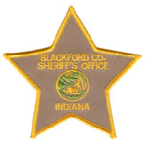 Sheriff Gerald Lee Uptegraft, Blackford County Sheriff's ...