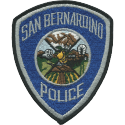 San Bernardino Police Department, California