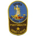Portsmouth Sheriff's Office, Virginia