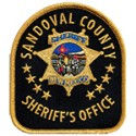 Sandoval County Sheriff's Office, New Mexico