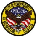 Lower Burrell Police Department, Pennsylvania