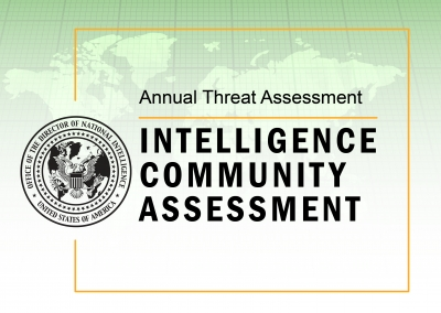 2021 Annual Threat Assessment of the U.S. Intelligence Community