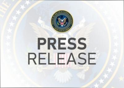 Statement by NCSC Director William Evanina: 100 Days Until Election 2020