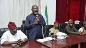 Kola Ologbodiyan, PDP National Publicity Secretary, talking about defeat against APC
