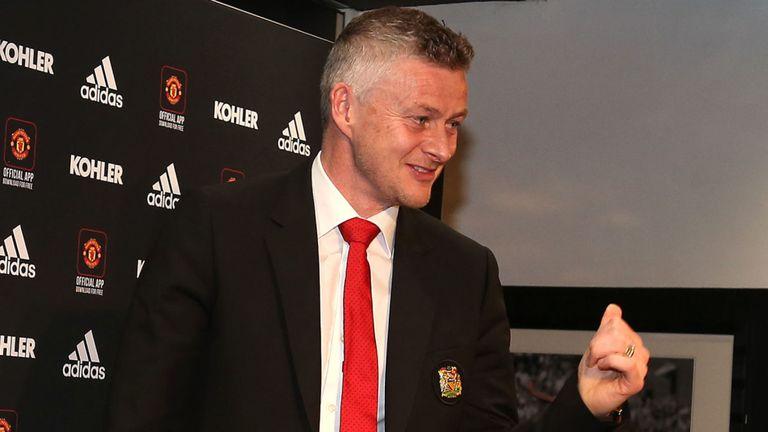 Manchester United manager, Ole Gunnar Solskjaer