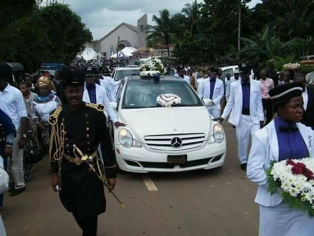 Expensive funeral in Igbo land
