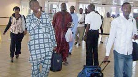 Nigerians warned against life of slavery