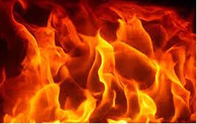 Mr. A. O. Subair set himself ablaze
