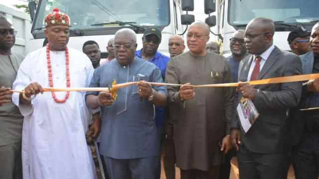 Official Opening of Awka Millennium City Marketing Office