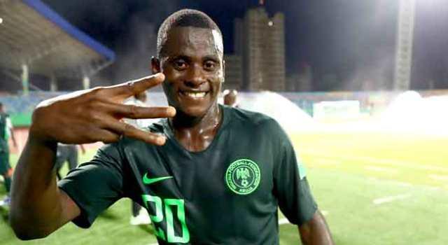 Hat-trick hero, Ibahim Said