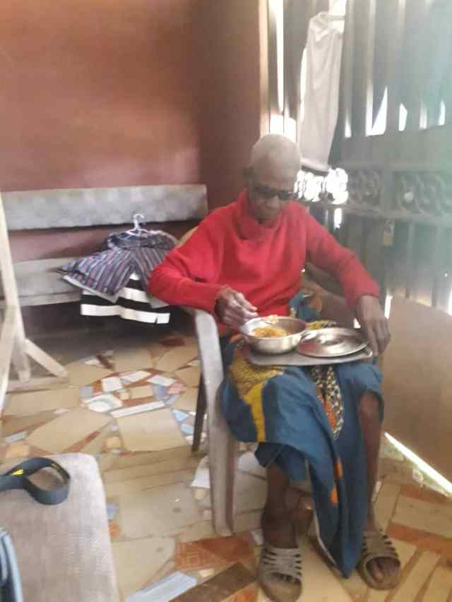 104 year old woman, Ma Magret Onwuelo