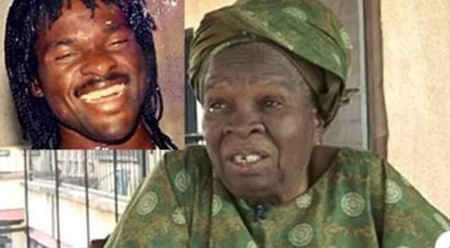 Samuel Okwaraji Nigeria Pillar sports mourns Sam mother