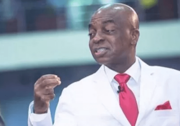 Bomb: Buhari's Aide Tells Oyedepo To Manufacture His Own Country.