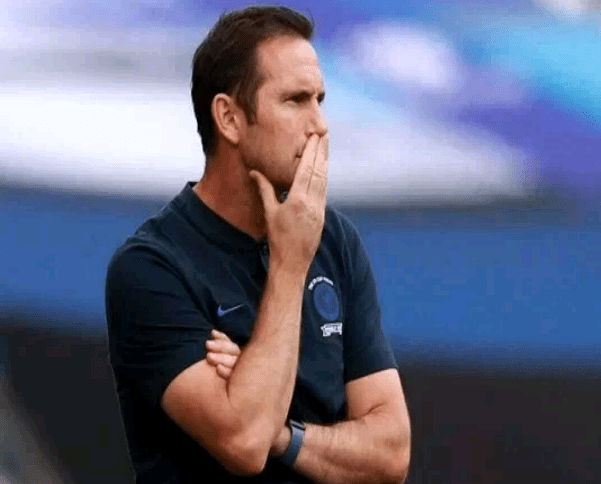 Pressure: As Lampard Replies His Critics, I Am Very Confident In What I Do.