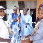 Activist felicitates with Osun monarch over presentation of Staff of office by Governor Oyetola