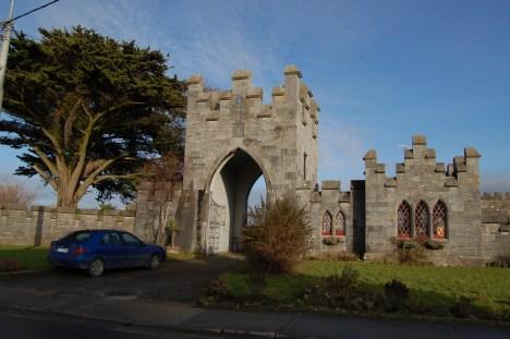 Ardfert Abbey Mansion remains (3) 24 jan 2010