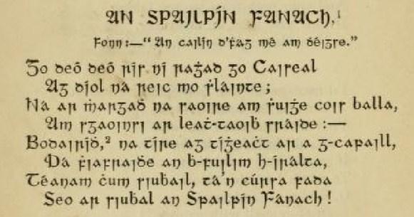 spailpin verse 2