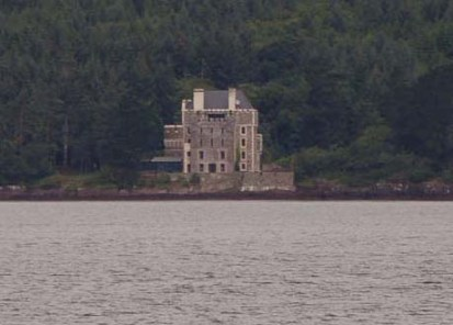 5 Cappanacush Castle after restoration