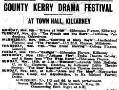 2-line-up-at-the-town-hall-killarney-in-1943