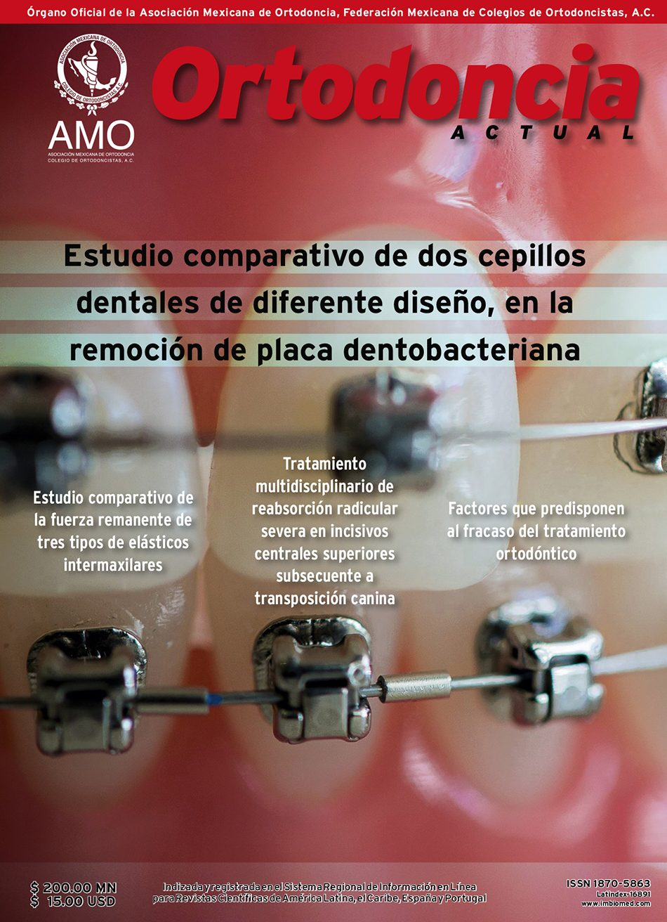 Ortodoncia Actual 61