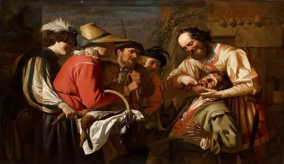 Juan Gaeta, un dentista en el siglo XVIII en la Nueva España