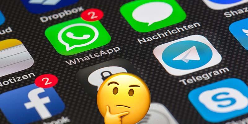 Apps sociales