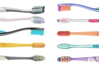 Tipos de cepillo dental