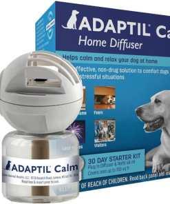 Adaptil Dog Calming Diffuser Kit (30 Day Starter Kit)