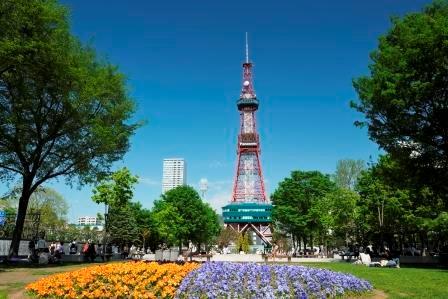 JAFフェスティバル北海道2018 in さっぽろテレビ塔