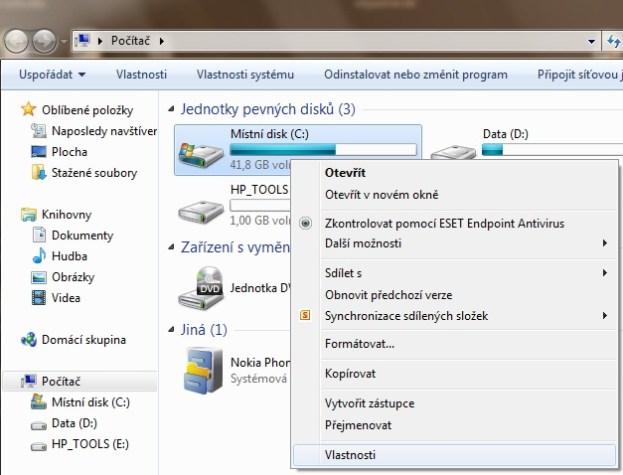 Jak na defragmentaci ve Windows 7 a 8?