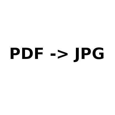 Dva jednoduché způsoby, jak udělat z PDF obrázek – JPG, GIF, PNG, BMP