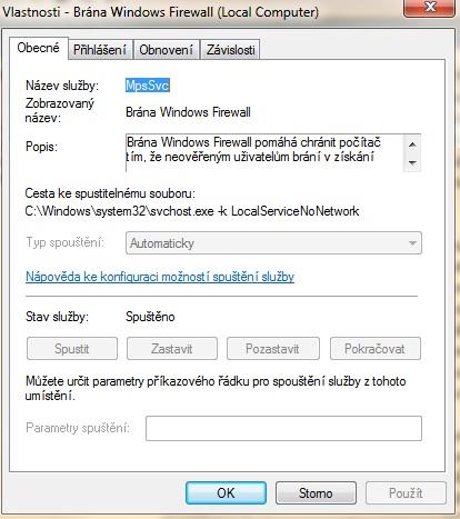 Jak vyřešit chybu firewallu 0x80070422 ve Windows?