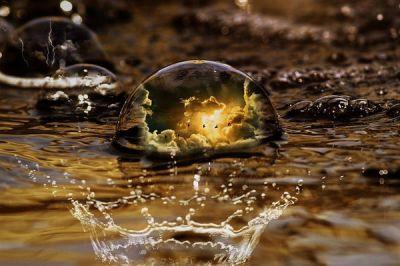 Voda a slunce