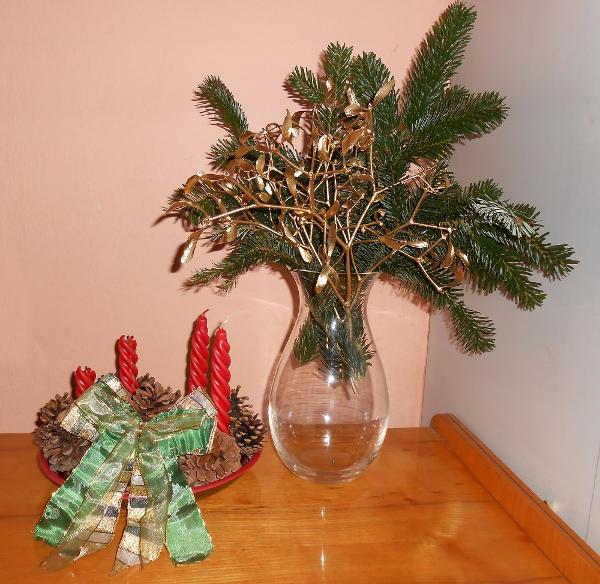Tipy na snadné a krásné vánoční dekorace