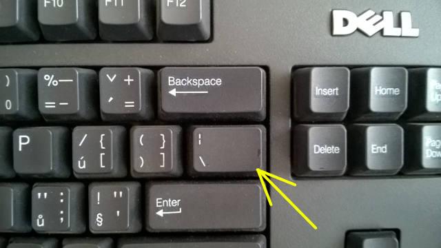 Jak napsat přehlasovaná písmena na klávesnici?