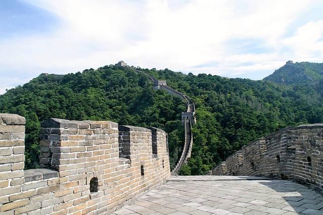 Jak je dlouhá čínská zeď?