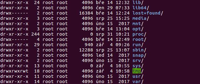 Existuje v Linuxu adresář jako Program Files ve Windows?
