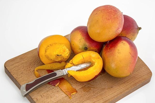 Jak poznat zralé mango?