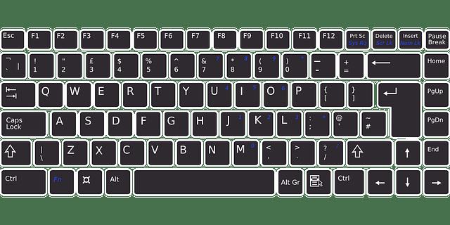K čemu je dobrá klávesa AltGr?